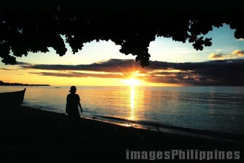 """""""what a beautiful day (self-portrait)"""",  Place Taken: Pblacion, Anda, Bohol take on  Date Taken: 2004"""