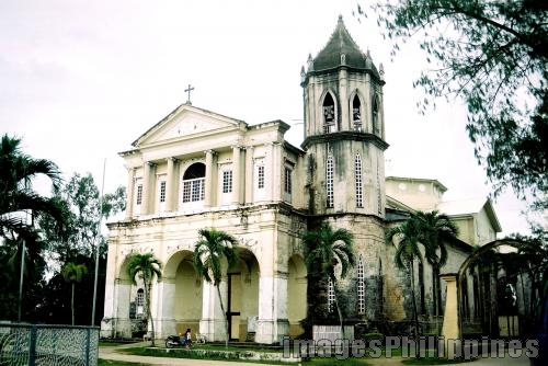 """Dauis Church"", 