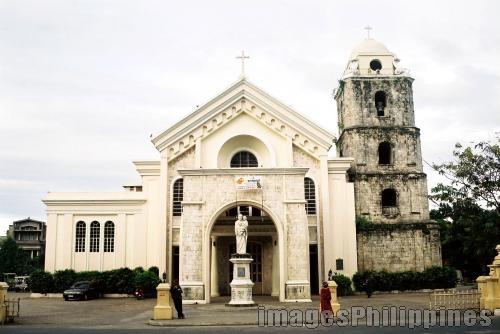 """""""St. Joseph Cathedral"""",  Place Taken: Tagbilaran City, Bohol take on  Date Taken: 2004"""