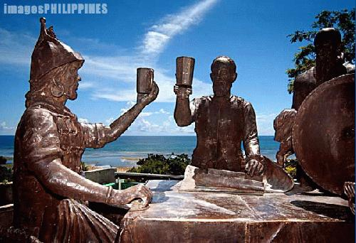 """Blood Compact Monument"", 