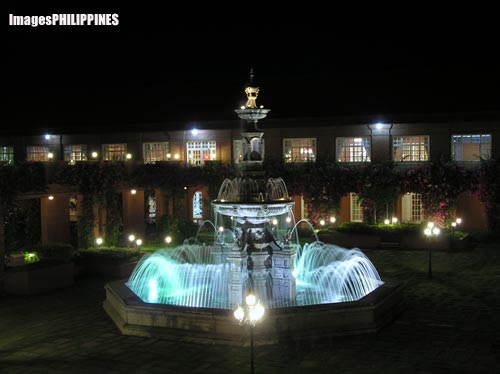 """Fort Ilocandia Garden"", 
