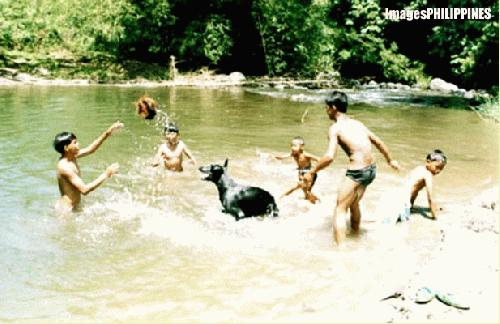 """""""Playing"""",  Place Taken: North Cotabato take on  Date Taken: 2004"""