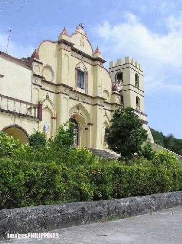 """""""San Jose Church Ivana"""" ,  Place Taken: Batanes take on  Date Taken: 2004"""