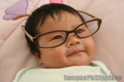 """""""Cutie Baby"""",  take on  Place Taken: Metro Manila"""