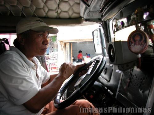"""Jeepney Driver"", 