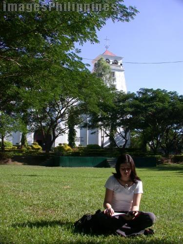 """""""Student of Lasalle"""",  Place Taken: Dasmarinas, Cavite take on  Date Taken: April 2004"""