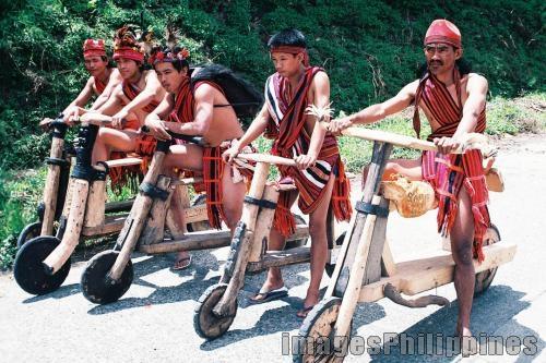larawan ng isang etniko ng ifugao at impormasyon nila