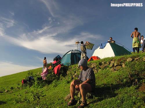 """""""Gulugud Baboy Camping"""",  Place Taken: Batangas take on  Date Taken: 2004"""