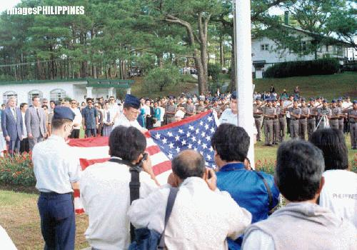 """US Pullout from Camp John Hay (2)"" , 