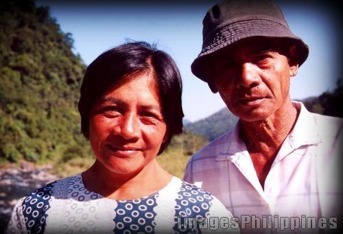 """Old Couple"",  Place Taken: Quezon take on  Date Taken: 2004"