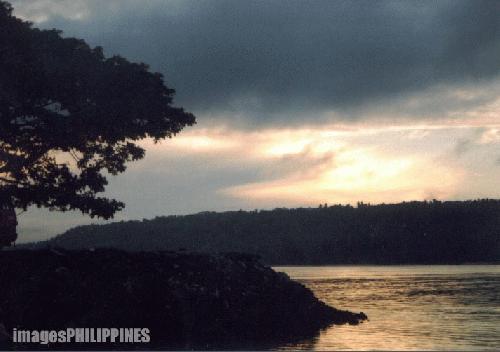 """""""Sunrise at Paradise Pier (2),  Place Taken: Sasa, Davao City take on  Date Taken: 2003"""