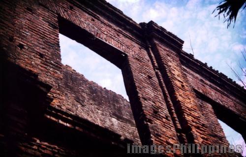 """Ruins"",  Place Taken: Ilocos Norte take on  Date Taken: 2003"