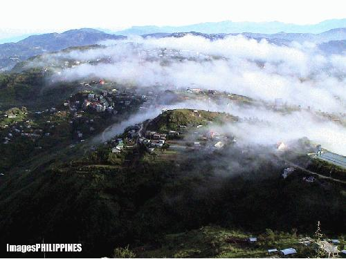 """Early Morning in Sto Tomas, Tuba"" , 