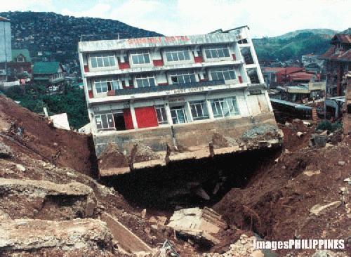 """""""Man Made Disaster"""" ,  Place Taken: Baguio City take on  Date Taken: 1992"""