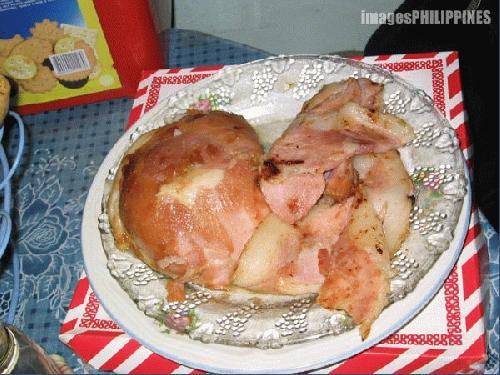 """""""Ham"""",  take on  Date Taken: 2003"""