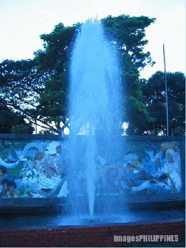 """""""Water Falls Luneta"""",  take on  Date Taken: 2003"""