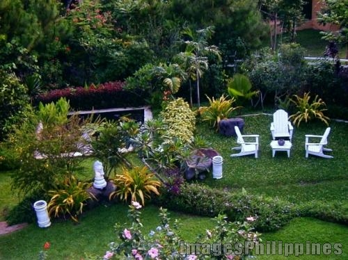 """Antonio's Beautiful Garden"", 
