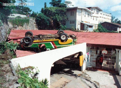 """""""Wrong Parking"""" ,  Place Taken: Baguio City take on  Date Taken: 1996"""