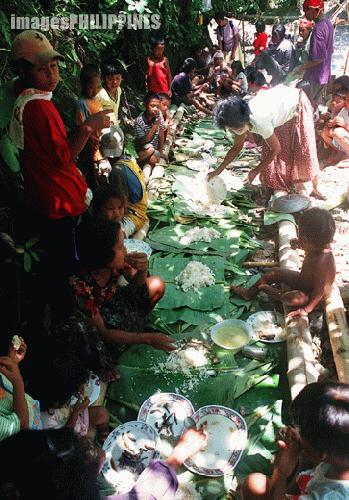 """Lumads Celebration"",  Place Taken: Malaybalay, Bukidnon take on  Date Taken: 2004"
