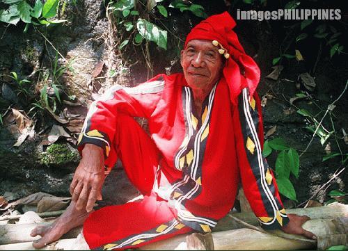 """Lumad's Relaxing Datu Amaydani"",  Place Taken: Malaybalay,Bukidnon take on  Date Taken: 2004"