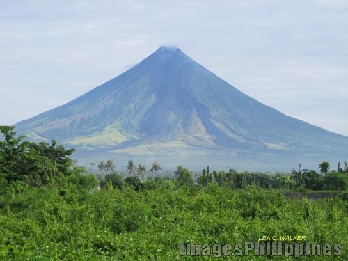 """Mt. Mayon"", 