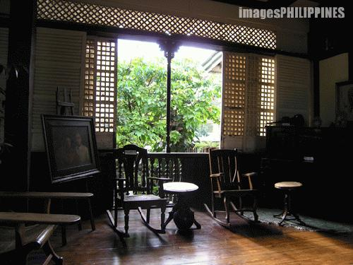 """Ancestral House Capiz Window"", 
