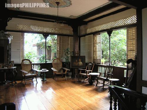 """Ancestral House Corner Window"",  Place Taken: Lipa City,Batangas take on  Date Taken: 2004"