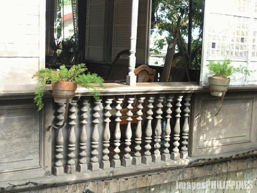 """Ancestral House Window from the Veranda"",  Place Taken: Lipa City,Batangas take on  Date Taken: 2004"