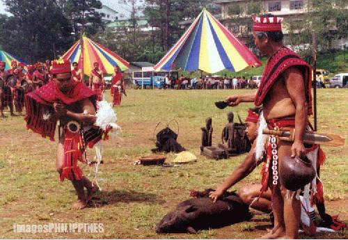 """Ifugao Ritual Dance"" , 