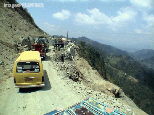 """Halsema-Abortion Road"" , 