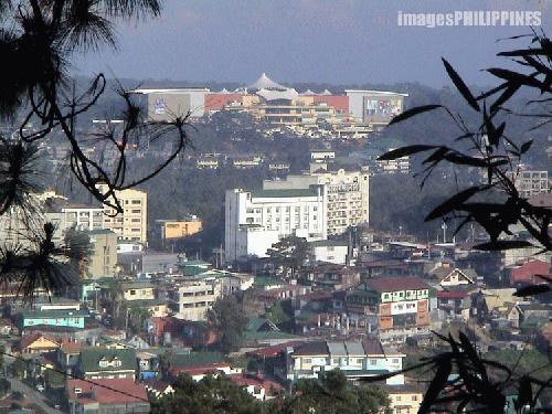"""""""Malls and Hotels in Baguio"""" ,  take on  Date Taken: 2004"""