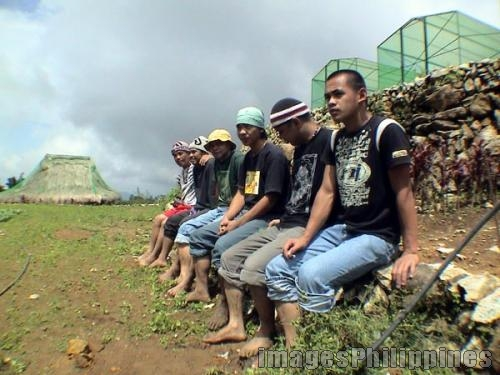 """Tupingao Farm (4)"",  Place Taken: Benguet take on  Date Taken: 2003"