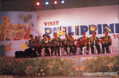"""""""Harana in Intramuros"""",  Place Taken: Intramuros, Manila take on  Date Taken: 2003"""