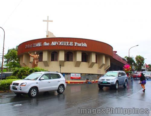 St. Paul the Apostle Parish,  Place Taken: Metro Manila take on  Date Taken: 2010