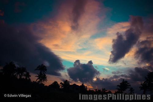 """Sky Painting"",  Place Taken: Cavite take on  Date Taken: August 15, 2010"