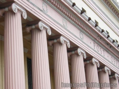 """""""Manila Post Office"""",  Place Taken: Metro Manila take on  Date Taken: 2006"""