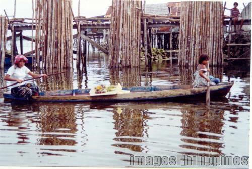 """""""Manlalayag sa Sibuto"""",  Place Taken: Tawi-Tawi take on  Date Taken: 2002"""