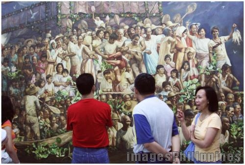 """Blanco Painting"", 