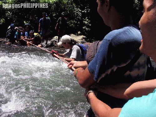 """""""Laugh ya quivers"""" ,  Place Taken: Davao del Sur take on  Date Taken: 2004"""