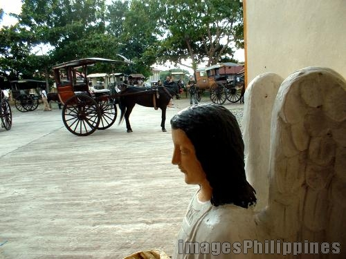 """Bantay Church Angel"", 