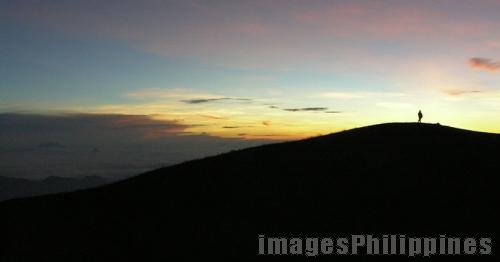 """Mt Pulag At Dawn"", 