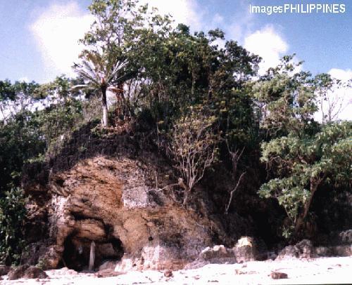 """""""Fisherman's Den"""",  Place Taken: Anda, Bohol take on  Date Taken: 2003"""