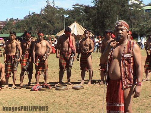 """""""Kalinga Tribesfolk"""" ,  Place Taken: Baguio City take on  Date Taken: 2000"""