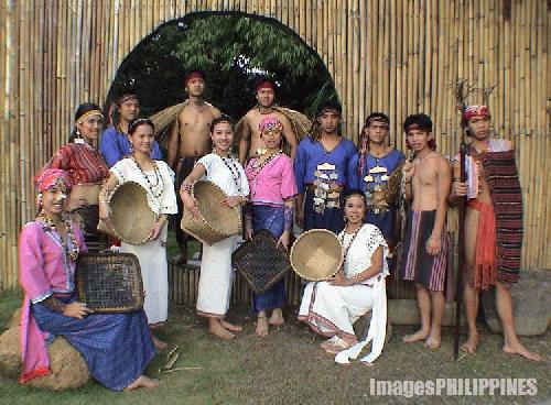 """Isnags, Gaddangs and Tinguians of the Cordillera"", 