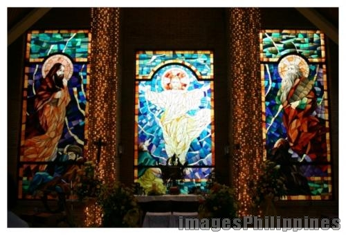 """Stained Glass - Calaruega Church"", 