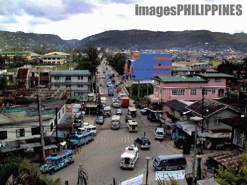 """La Trinidad Valley"" , 