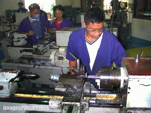 """TESDA Machine Operator"" , 