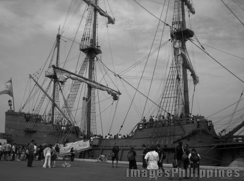 """""""Galeon Andalucia"""",  Place Taken: Metro Manila take on  Date Taken: October 9,2010"""
