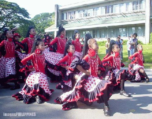 """Little Flamenco Dancers"" , 