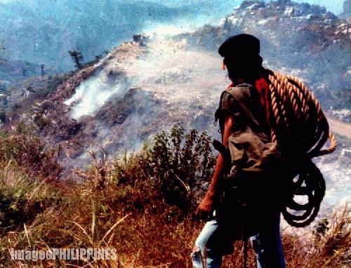 """Baguio's Irisan Dumpsite"",  Place Taken: Baguio City take on  Date Taken: 1983"